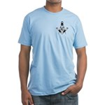 The Free Mason Fitted T-Shirt