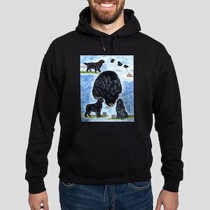 Newfoundland Versatility Hoodie (dark)
