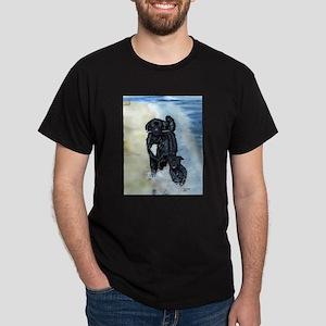 Newfoundland Surf Runner Dark T-Shirt