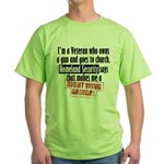 Radical Green T-Shirt