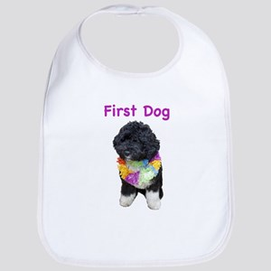 Bo First Dog Bib