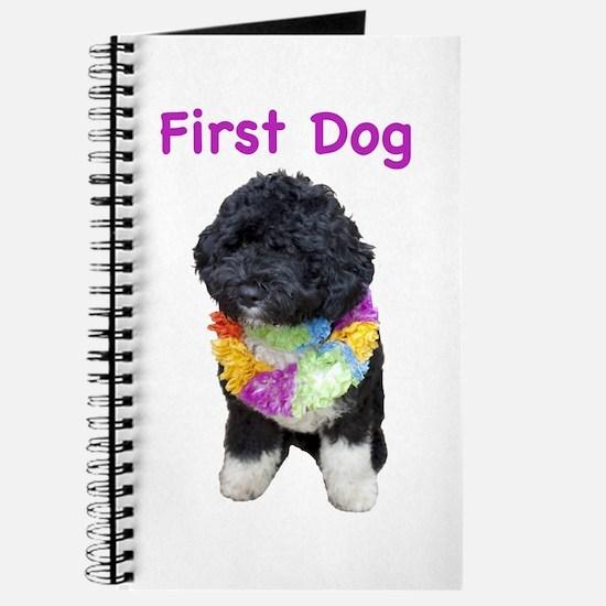 Bo First Dog Journal