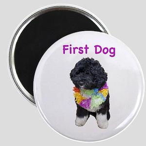 Bo First Dog Magnet