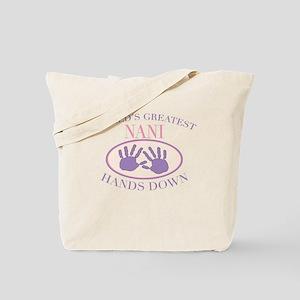 Best Nani Hands Down Tote Bag