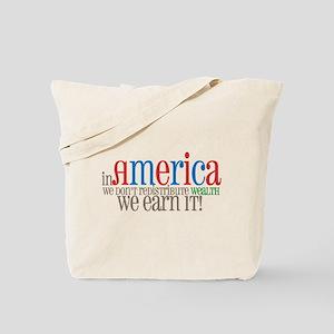 Wealth Tote Bag