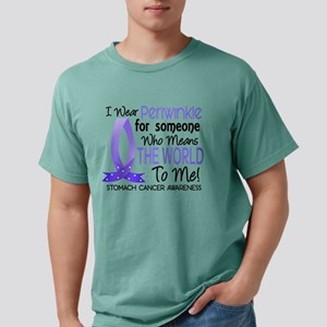 Means World To Me 1 Stomach Cancer T-Shirt