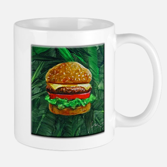 Tropical Cheeseburger Mug