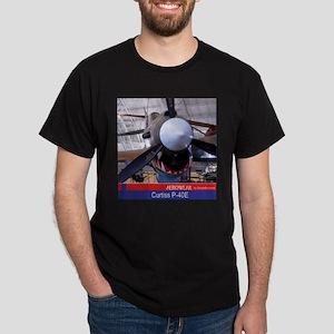 Flying Tiger P-40 Dark T-Shirt