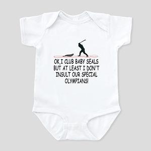 I didn't vote for Obama Infant Bodysuit