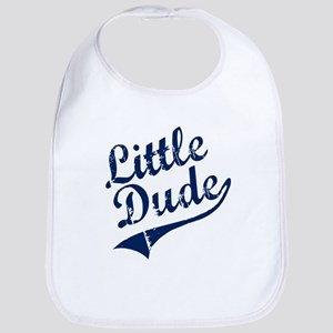 LITTLE DUDE (Script) Bib