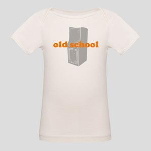 Old School Organic Baby T-Shirt