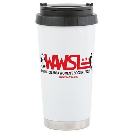 WAWSL Stainless Steel Travel Mug