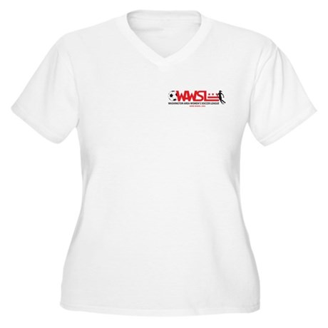 WAWSL *Women's PLUS* V-Neck T-Shirt