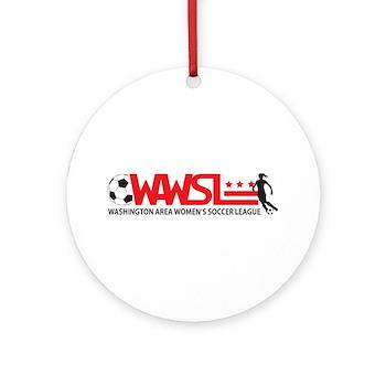 WAWSL Ornament (Round)