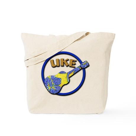 Hawaiian Uke - Tote Bag