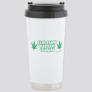 Grow Your Own Stainless Steel Travel Mug