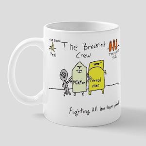 Breakfast Crew Mug