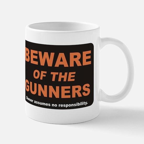 Beware / Gunner Mug