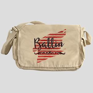 Ballin Messenger Bag