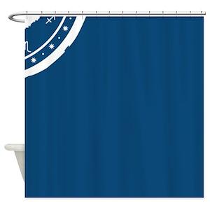 Centaur Shower Curtains