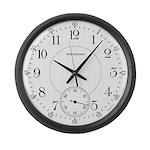 Waltham Railroad Pocket Watch 1 Large Wall Clock