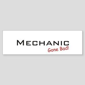 Bad Mechanic Bumper Sticker