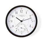 Waltham Railroad Pocket Watch 2 Wall Clock