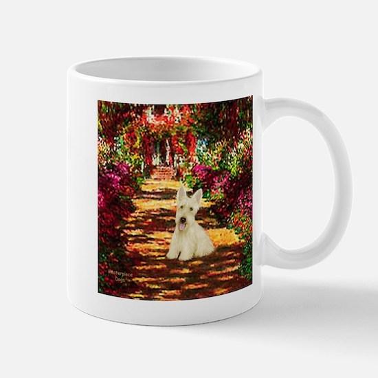 Path / Scottie (w) Mug
