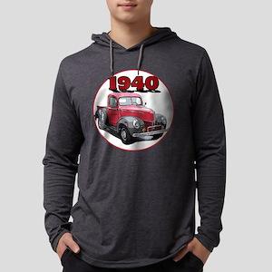 40Fordpick-C8trans Long Sleeve T-Shirt