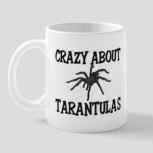 Crazy About Tarantulas Mug