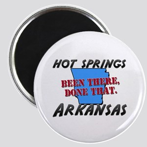 hot springs arkansas - been there, done that Magne