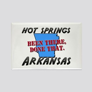 hot springs arkansas - been there, done that Recta