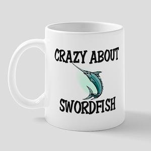 Crazy About Swordfish Mug