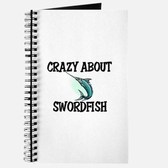Crazy About Swordfish Journal