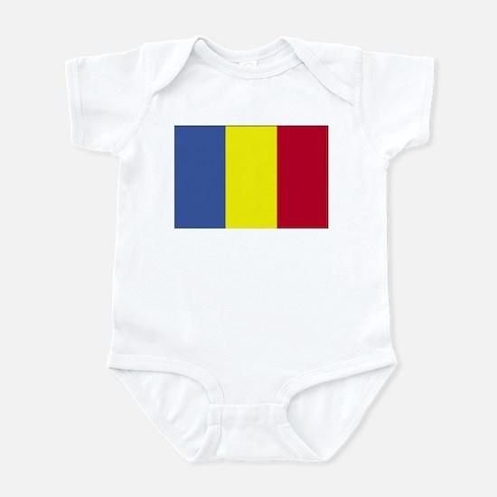 Chad Infant Bodysuit