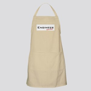 Bad Engineer BBQ Apron