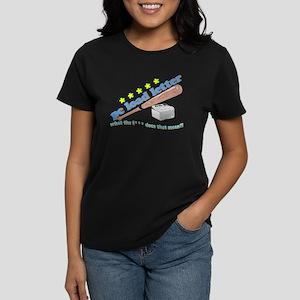 PC Load Letter...WTF?! Women's Dark T-Shirt