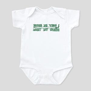 Excuse Me While I Light My Spliff Infant Bodysuit