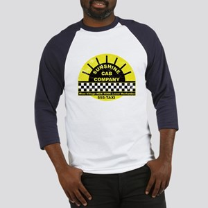 Sunshine Cab Company Distress Baseball Jersey