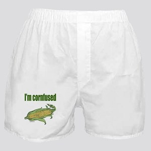 I'M CORNFUSED Boxer Shorts
