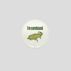 I'M CORNFUSED Mini Button