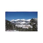 Rocky Mountain National Park Area Rug