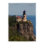 Split Rock Lighthouse Top View 5'x7'area R