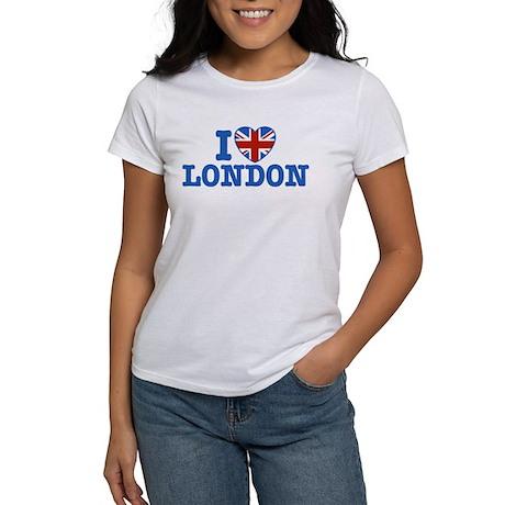 I Love London Women's T-Shirt