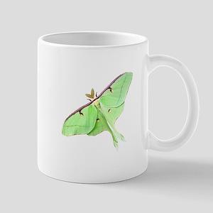 Luna Moth Mugs