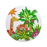 Safari Ornament (Round)