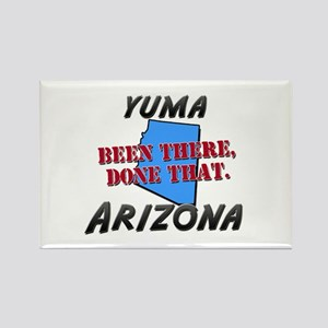 yuma arizona - been there, done that Rectangle Mag