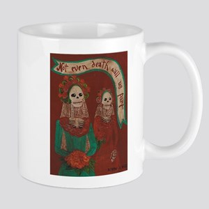 Death Do Us Part Mug