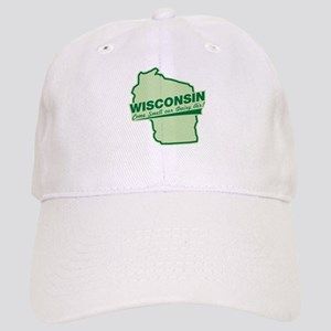 wisconsin - smell our dairy air Cap