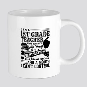 1st Grade Teacher Mugs